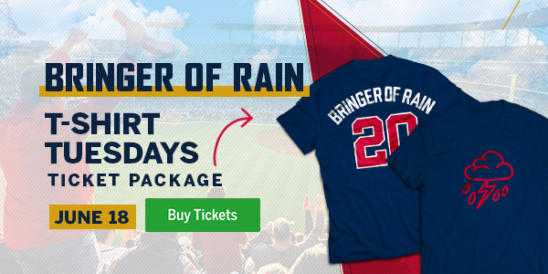 new style 3f5ef f9f91 Score a Bringer of Rain t-shirt on June 18! | Say Hello To ...