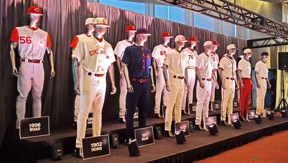d5da8d64d The Reds will have 15 throwback uniforms in 2019 | MLB.com
