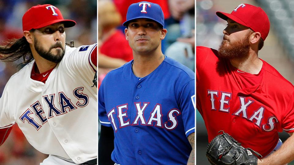 Rangers have good track record with bullpen  4fb38714c47d