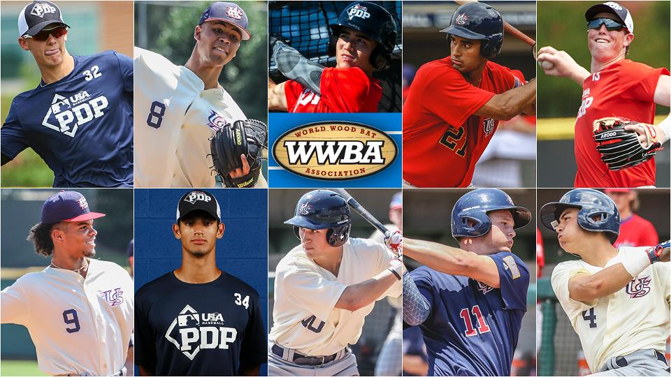 280c11c7aad Top performers from 2018 WWBA Championship