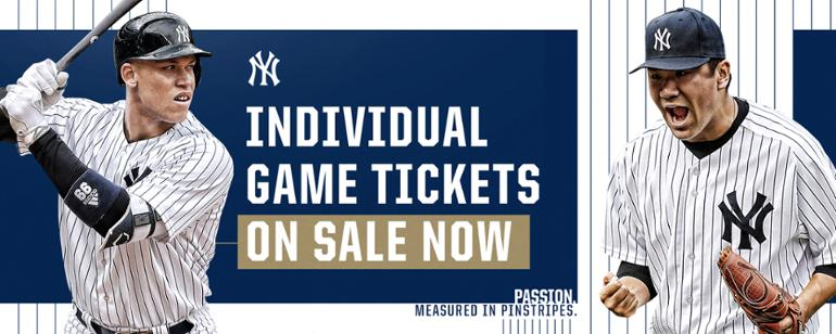 00cfe1c2c3bc3 2019 Individual Game Tickets