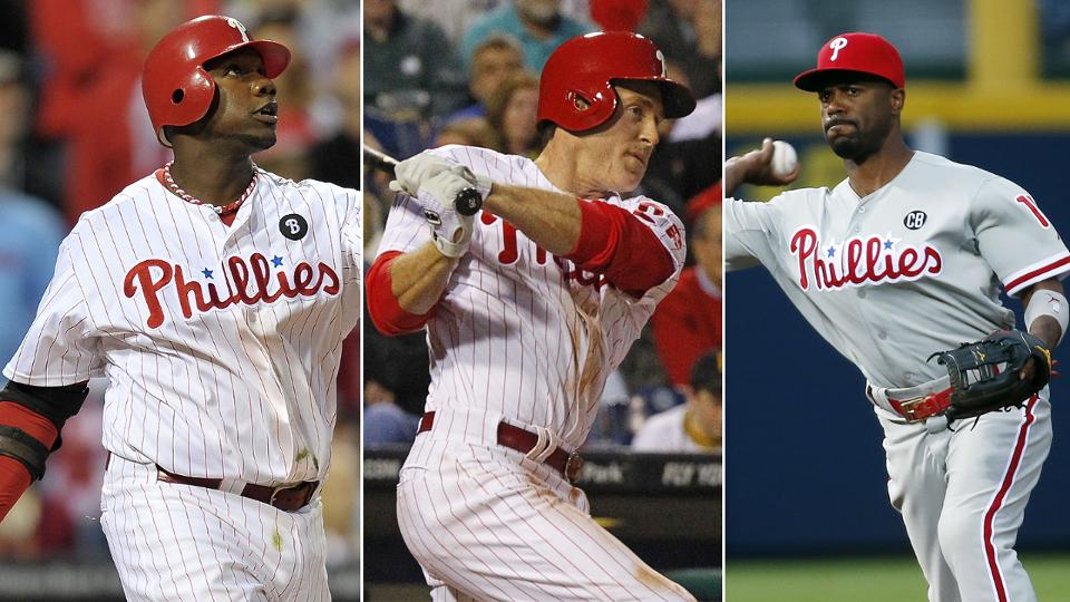 Phillies to honor Jimmy Rollins, Chase Utley | MLB.com