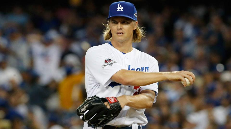 Dodgers tried for Greinke deal before opt-out | MLB.com