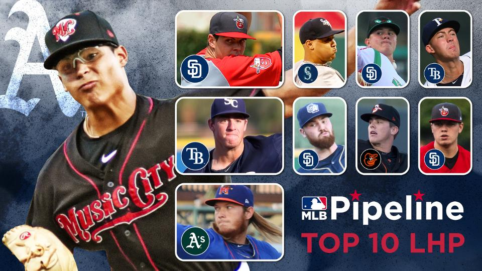 2019 Top 10 left-handed pitching prospects | MLB.com