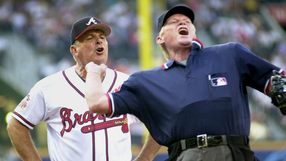 The best ejections of Bobby Cox's career | MLB.com
