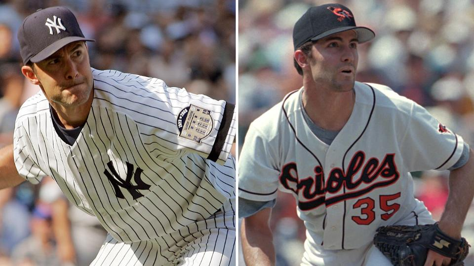 Mike Mussina elected to Hall of Fame | MLB.com