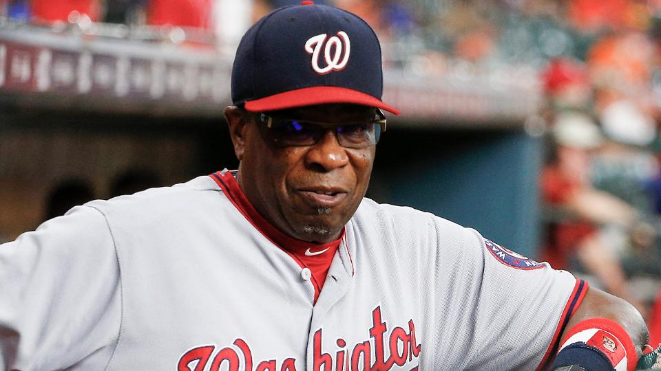 89a07d557 Nationals  Dusty Baker on Newsmakers podcast