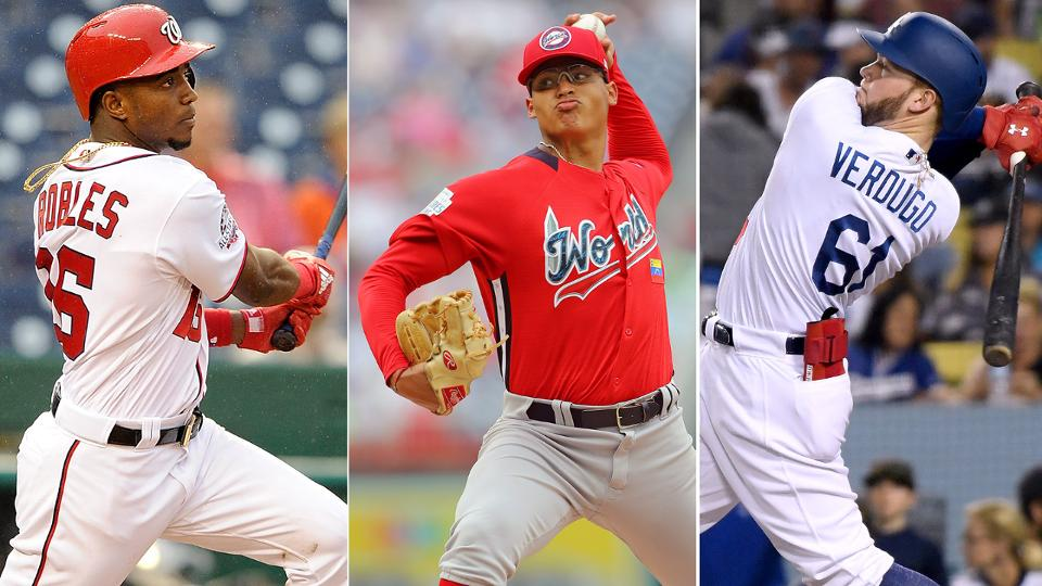 These rookies could impact 2019 playoff races | MLB.com