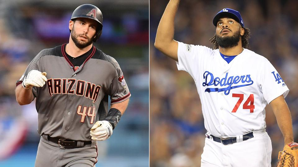 e7744d1f39d819 DYK  5 facts from D-backs-Dodgers NLDS Game 2