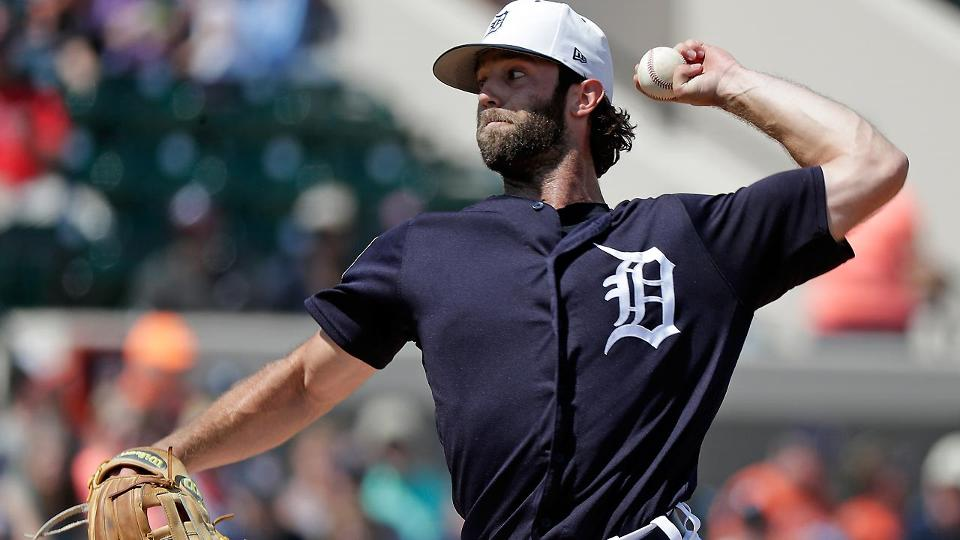 5e5170aae Tigers' Daniel Norris has good start vs. Phils | Detroit Tigers