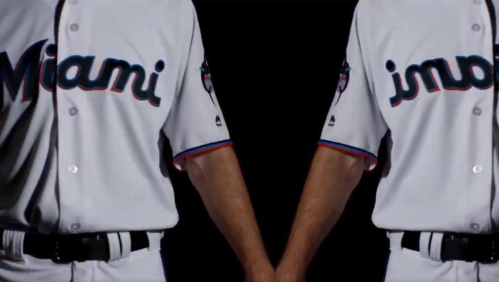 new style dc15a 4140d The Marlins new 2018 uniforms   MLB.com