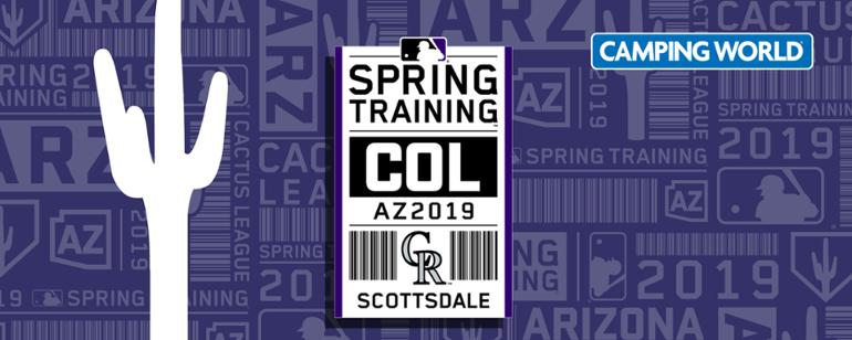 e7ab1a422 Get your tickets to see the Rockies in Spring Training