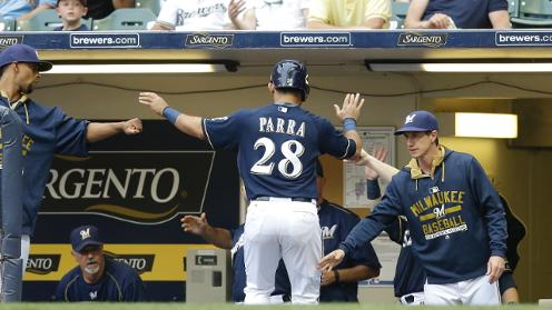 Brewers Hand Colon Mets 7th Straight Loss New York Mets