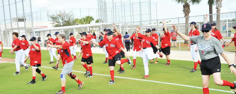 0975c400565 The Red Sox Women s Fantasy Camp is back for its fifth year in 2020! The Red  Sox are excited to host the fifth Women s Fantasy Camp from January 8-12