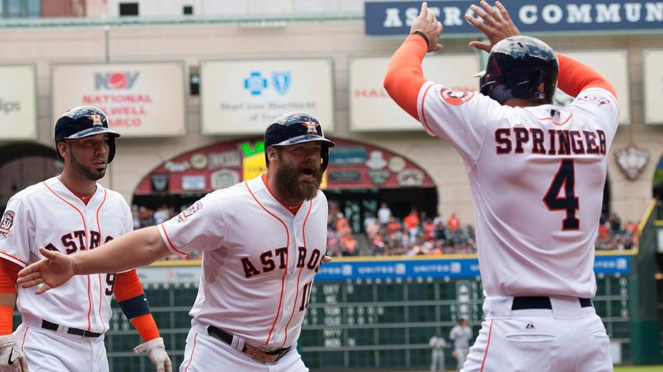 What's Next: Astros hope to keep rolling