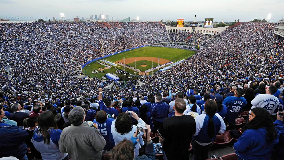 Seven years ago today, a Red Sox-Dodgers game set the ...