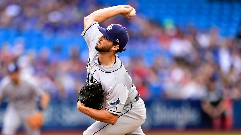 Rays  Jacob Faria holds Blue Jays to 1 run  eb9def460