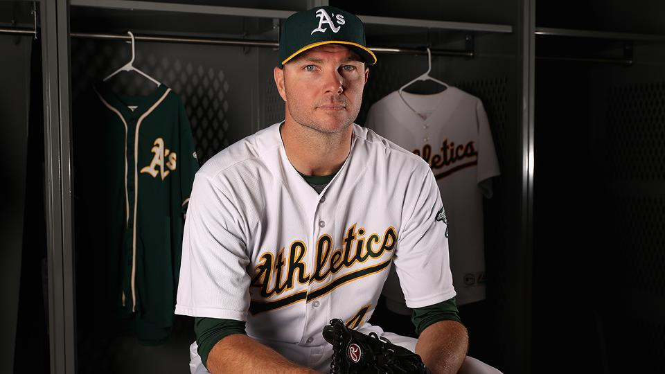 As Ryan Madson Returns Makes Cactus Debut Oakland Athletics