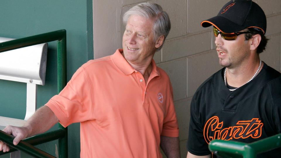 Peter Magowan remembered by former Giants | MLB.com