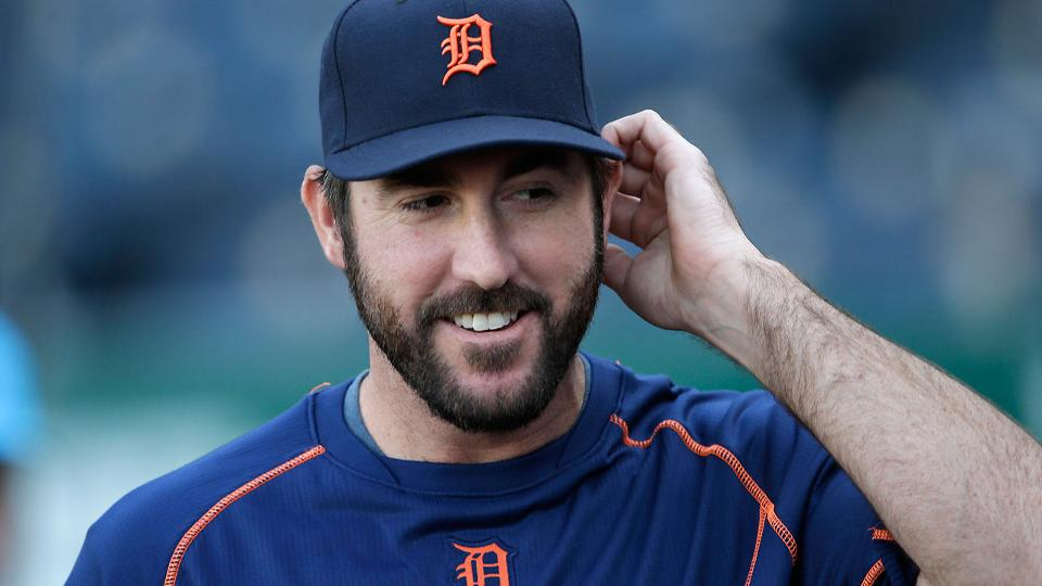 Tigers pitcher Justin Verlander gets green light, starts throwing | MLB.com