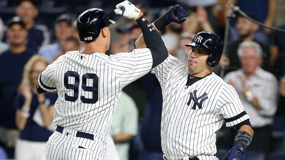 Yankees beat Twins to extend Wild Card lead   MLB.com