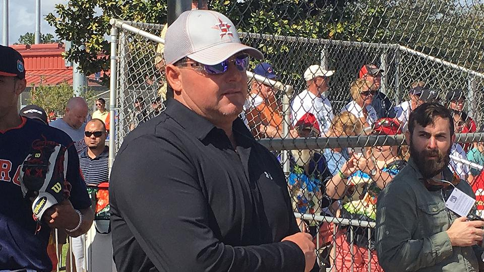 5dc3677d41a Roger Clemens excited about Astros  chances