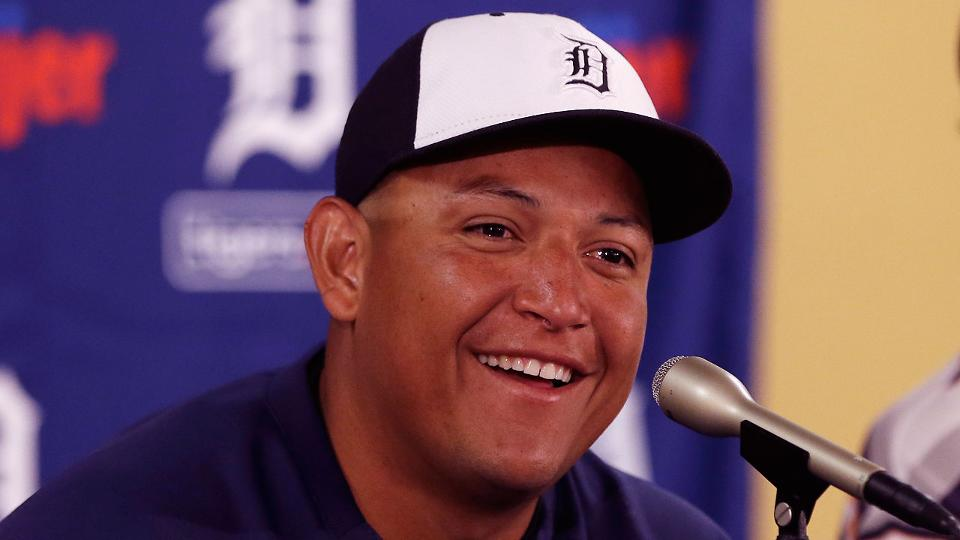 Detroit Tigers announce eight-year extension for Miguel Cabrera | MLB.com
