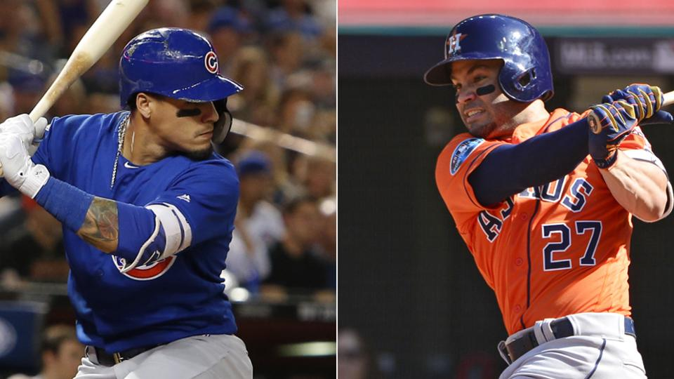 Could Jose Altuve have a challenger this year at the top of the fantasy second-base rankings?