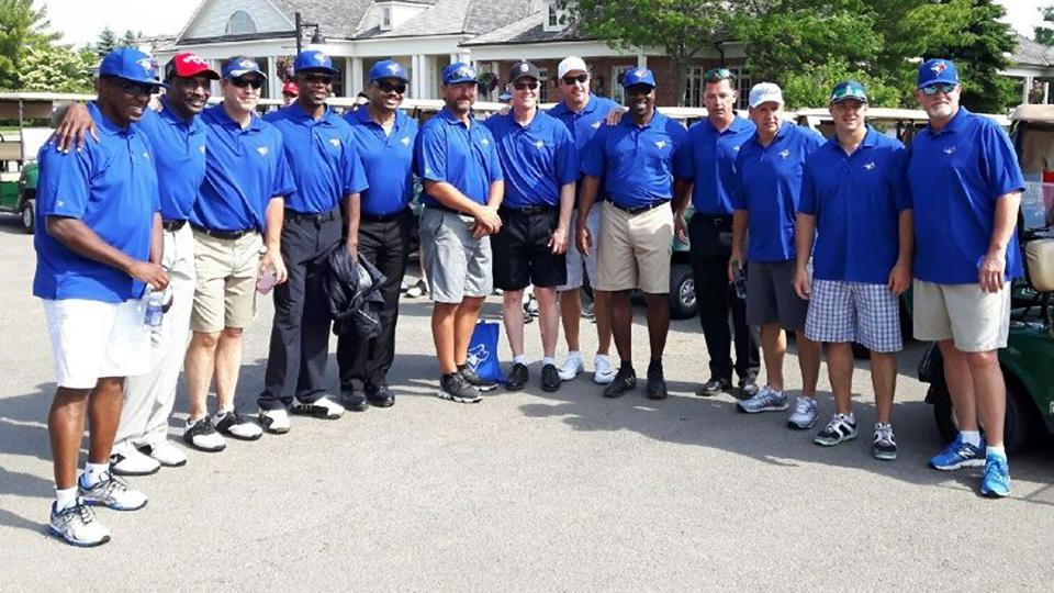 Toronto hosts 21st annual Golf Classic | MLB com