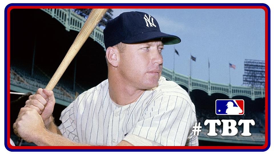 4ab08a46dfe Stories about Mickey Mantle