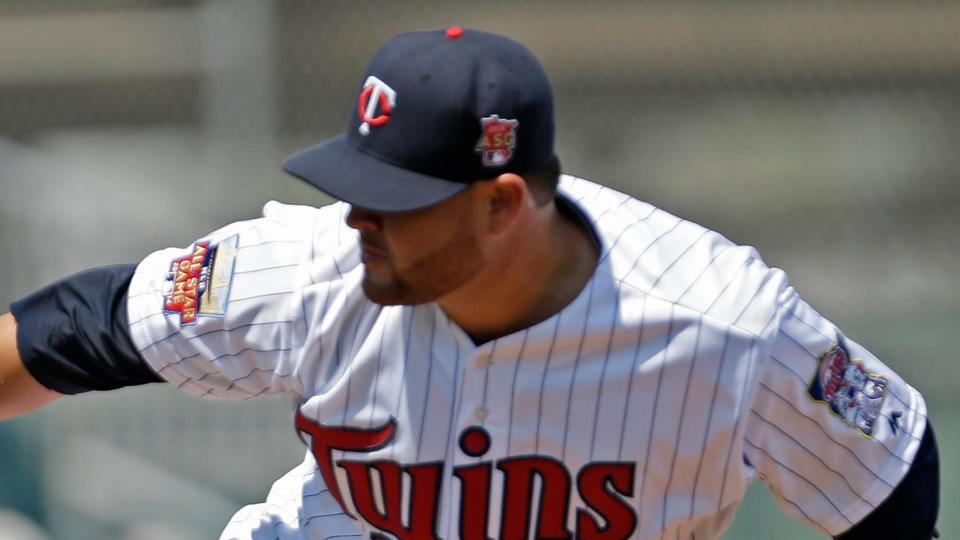 b2949194f26 Twins  Ricky Nolasco nearly unhittable in final Spring Training start