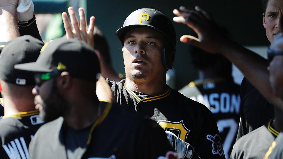 fce7745643c Prospect Jose Osuna impressing Pirates