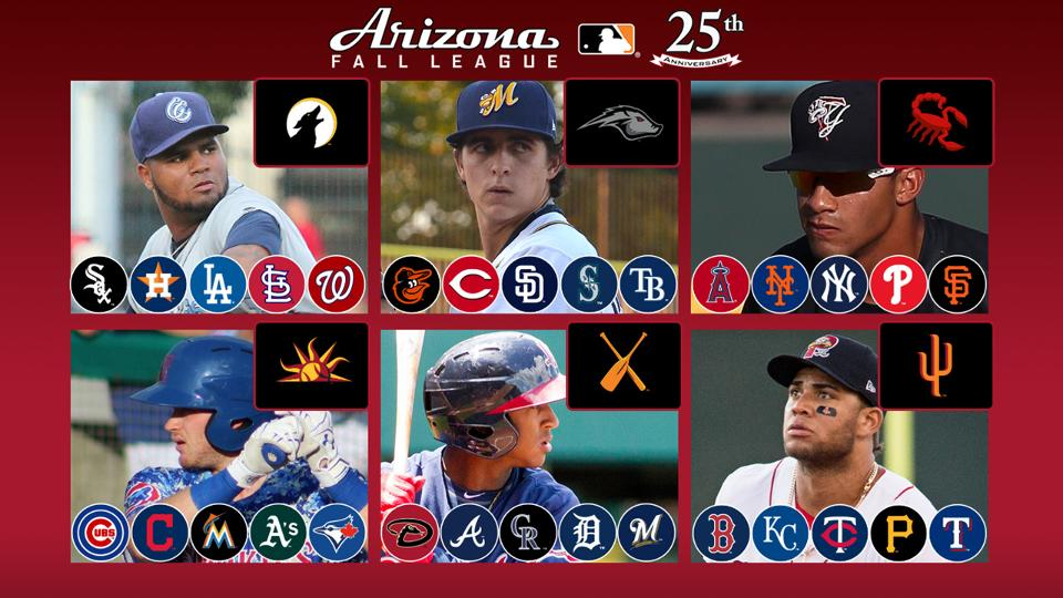 f03e10b9ac2 2016 Arizona Fall League rosters revealed