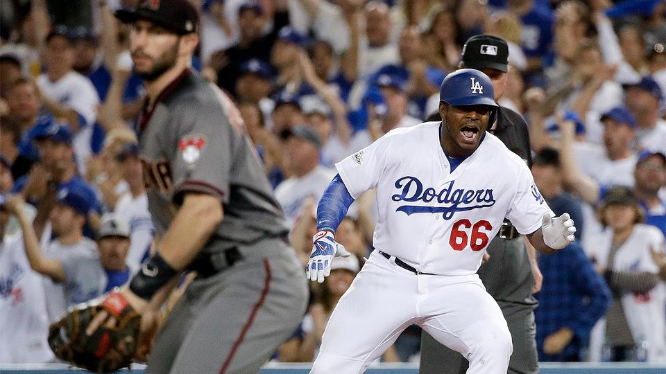 95d5664a381 D-backs-Dodgers NLDS Game 2 In Real Life