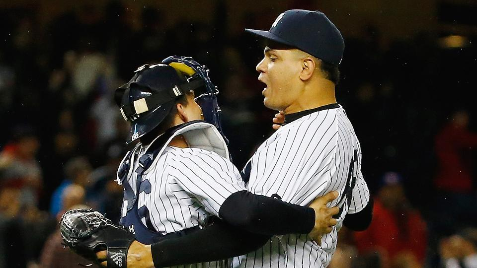 Yankees clinch Wild Card with 10,000th victory | MLB.com