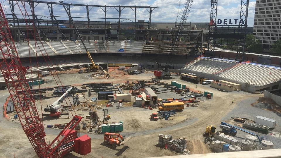 Braves Reveal Features Of Suntrust Park Atlanta Braves