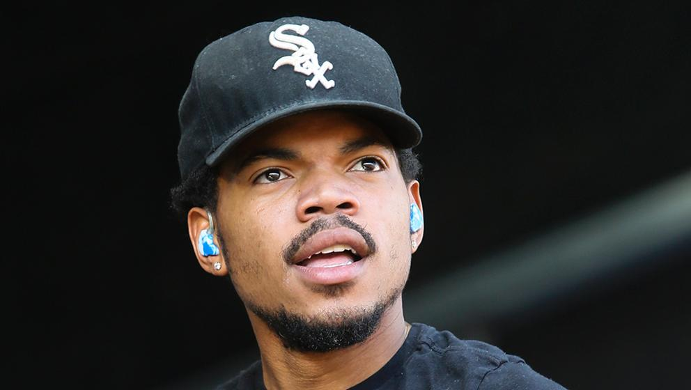 3806ad46f Chance the Rapper designs White Sox caps | MLB.com