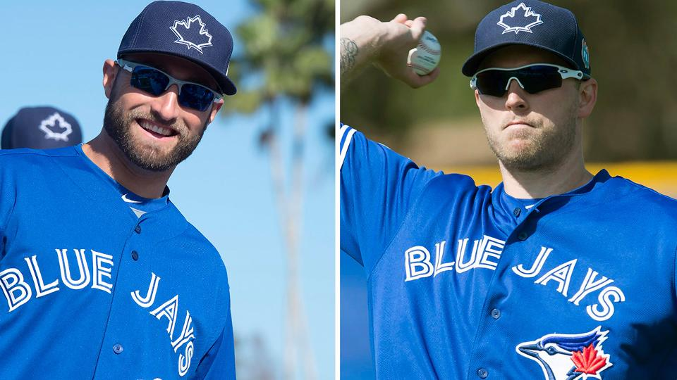 Pillar or Saunders to hit leadoff for Blue Jays