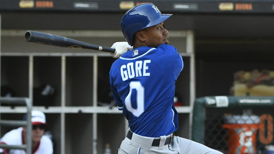 Speedster Terrance Gore traded to Cubs  c85fee806