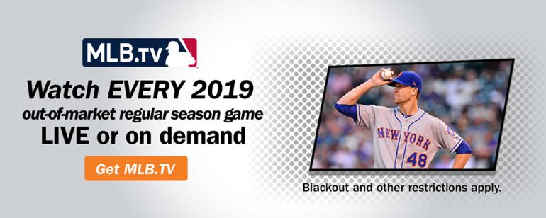 MLB TV Out-of-Market Packages | MLB com