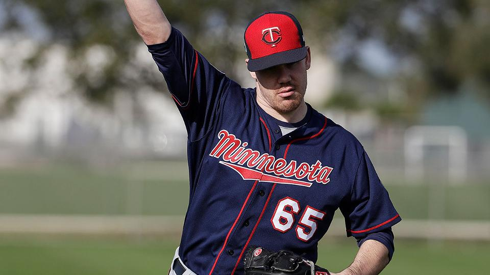 13bc2f2bf Trevor May diagnosed with torn elbow ligament