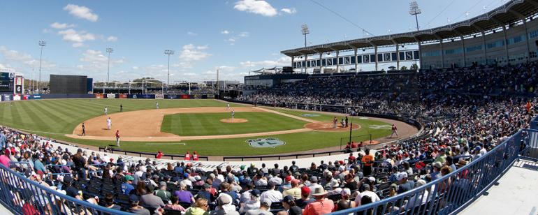 newest 1de95 80e8b George M. Steinbrenner Field | New York Yankees