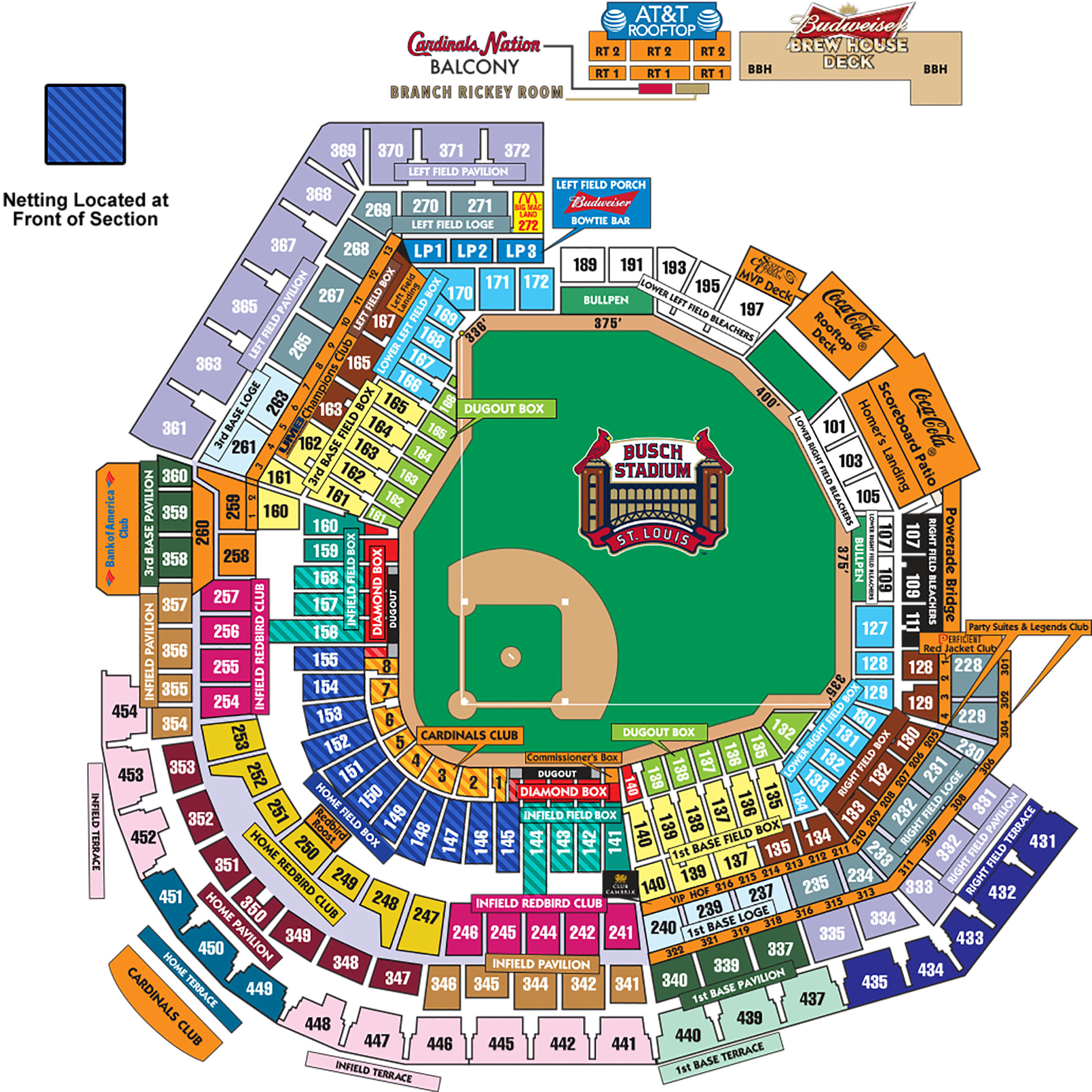 Popular 205 List Angels Stadium Seating Map