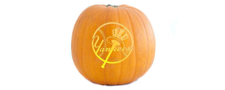 Yankees pumpkin stencils new york yankees yadclub