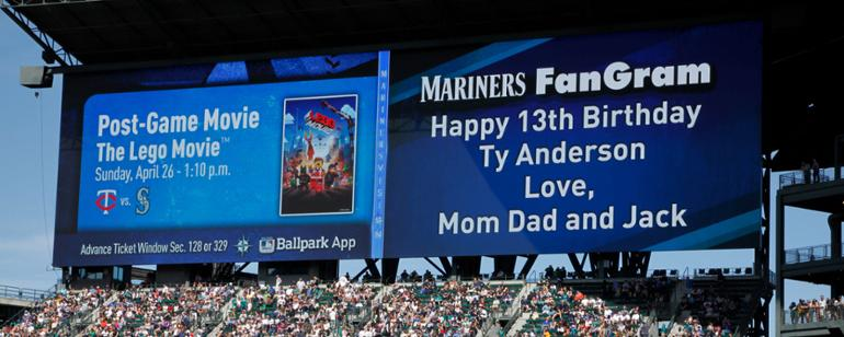 Mariners Fan Central | Seattle Mariners