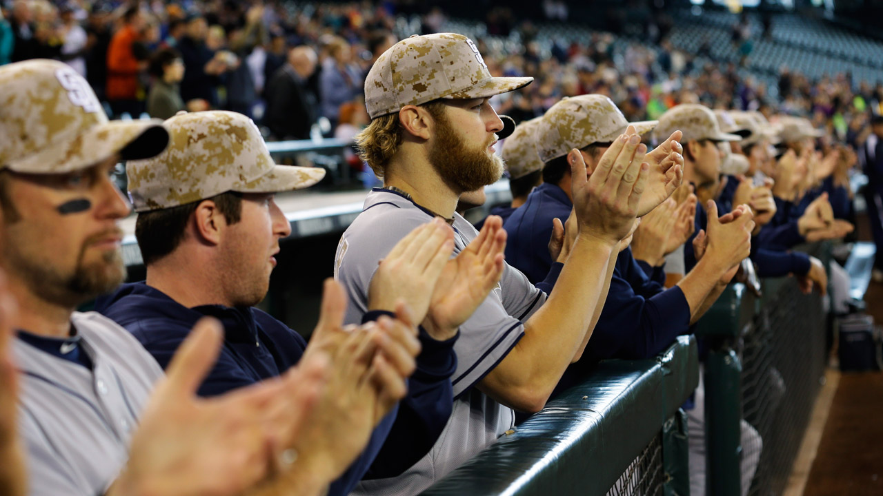 Mlb To Join Nation In Memorial Day Remembrances Mlb Com