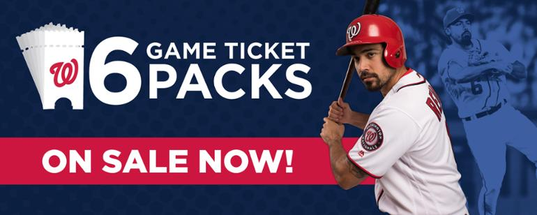 6-Game Packs. Secure your tickets ... a5b376648