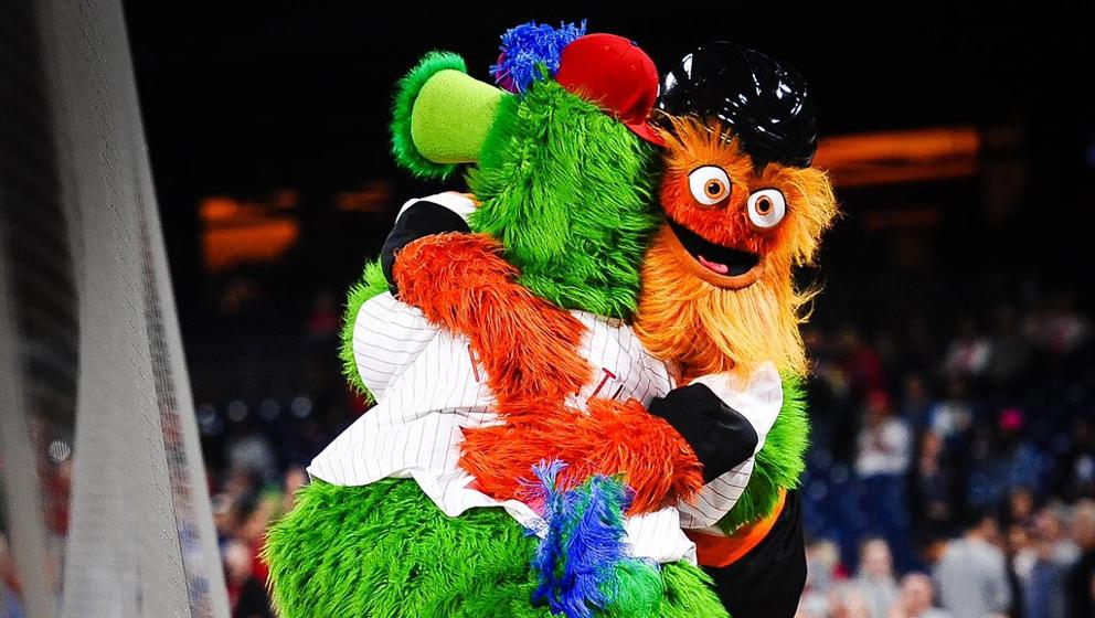Image result for gritty and the phanatic