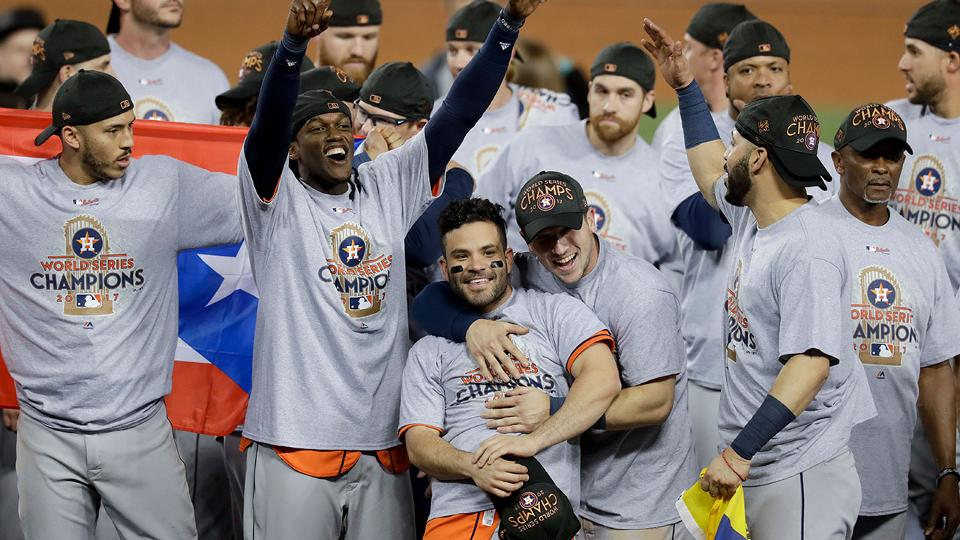 Astros to unveil world series banner rings houston astros fandeluxe Images