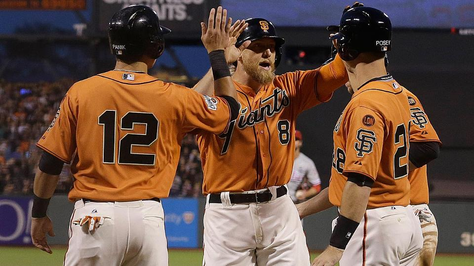Hunter Pence hits grand slam in rout of Philly | MLB.com